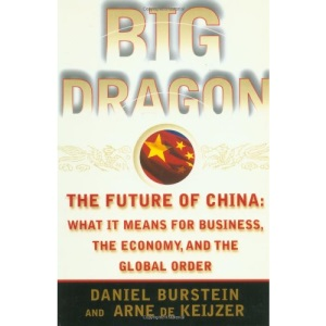 Big Dragon: Future of China - What it Means for Business, the Economy and the Global Order