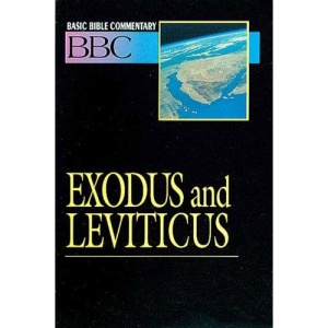 Exodus and Leviticus: 2 (Basic Bible Commentary)