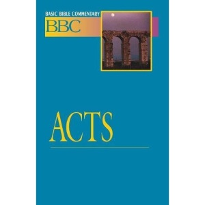 Acts (Basic Bible Commentary)