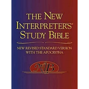 The New Interpreter's Study Bible: NRSV with Apocrypha