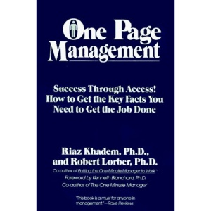 One Page Management