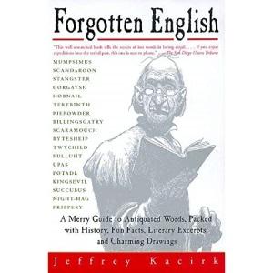Forgotten English