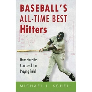 Baseball's All-Time Best Hitters: How Statistics Can Level the Playing Field