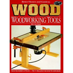 Woodworking Tools You Can Make (Better Homes & Gardens)