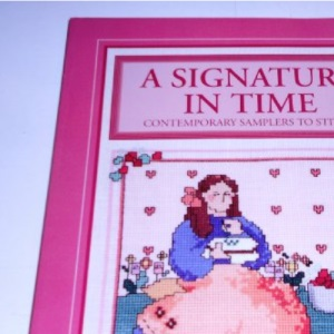 Signature in Time: Contemporary Samplers to Stitch