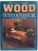 Outdoor Furniture You Can Make (Better Homes & Gardens)