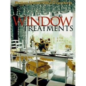 Window Treatments: Stylish Decorating Solutions (Planning & Decorating)