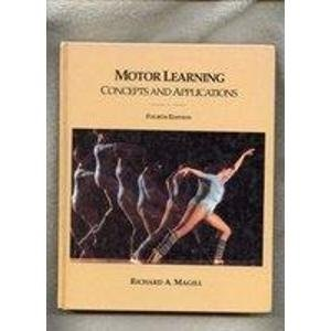 Motor Learning: Concepts and Applications