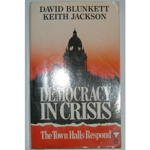 Democracy in Crisis: The Town Halls Respond (Current affairs)