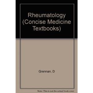 Rheumatology (Concise Medicine Textbooks)