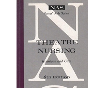 Theatre Technique (Nurses' aids series)
