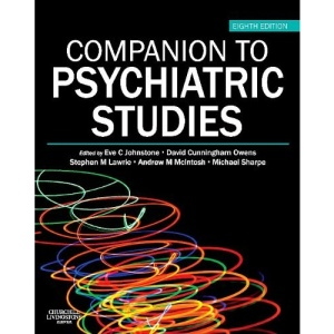 Companion to Psychiatric Studies (MRCPsy Study Guides)