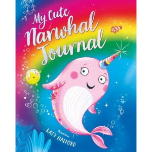 My Cute Narwhal Journal