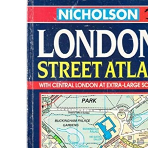 Nicholson London Street Atlas