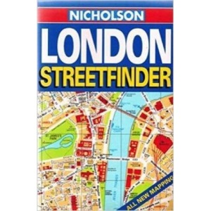 Nicholson London Streetfinder