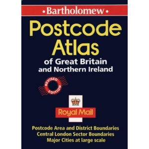 Postcode Atlas of Great Britain and Northern Ireland