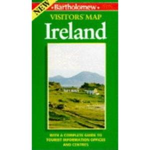 Visitors' Map of Ireland
