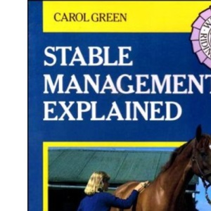 Stable Management Explained (Ward Lock's Riding School)
