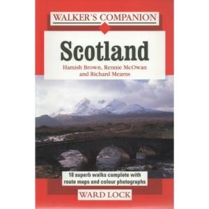 Scotland (Walker's Companion)