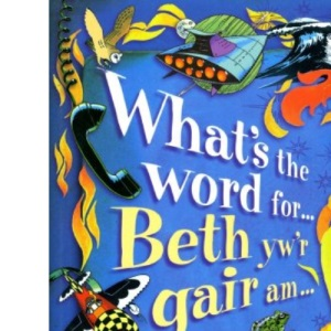 What's the Word For...?: Beth Yw'r Gair Am...?