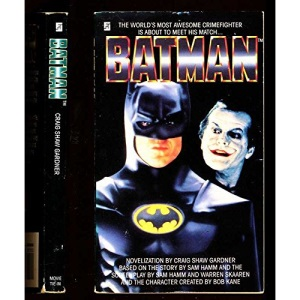 Batman [film tie-in]: Novel