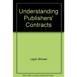 Understanding Publishers' Contracts