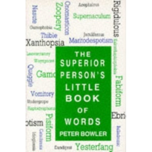 Superior Person's Little Book of Words