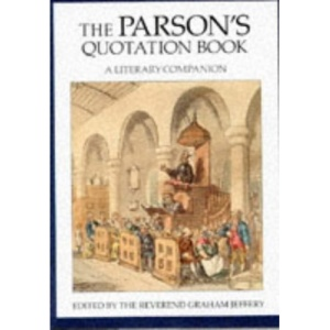The Parson's Quotation Book: A Literary Companion