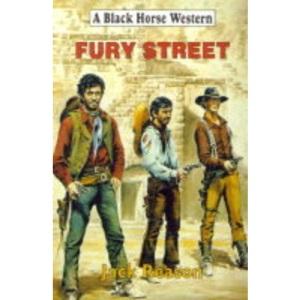 Fury Street (Black Horse Western)