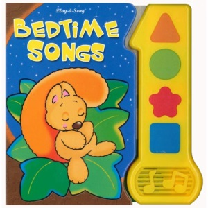 Baby's First Bedtime Songs (Babys First Song Book)