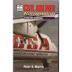 Civil Airliner Recognition (Ian Allan abc)