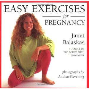 Easy Exercises for Pregnancy