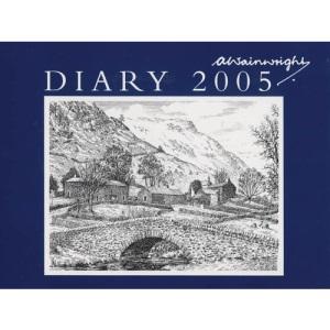 Alfred Wainwright Desk Diary 2005 2005