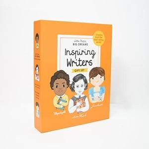 Little People, BIG DREAMS: Inspiring Writers: 1