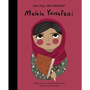 Malala Yousafzai (57) (Little People, BIG DREAMS)