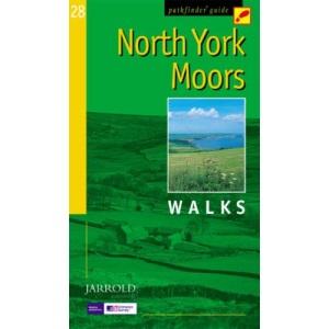 North York Moors: Walks (Pathfinder Guide)