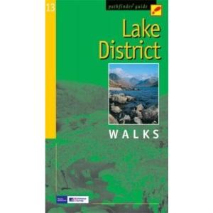 Lake District: Walks (Pathfinder Guide)