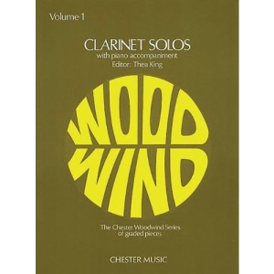 Clarinet Solos Volume 1 (with Piano Accompaniment)