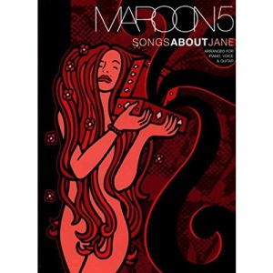 Songs About Jane for Piano, Voice and Guitar (Pvg)