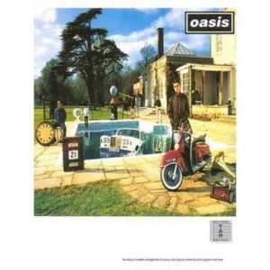 Oasis: Be Here Now: (Piano Vocal Guitar)