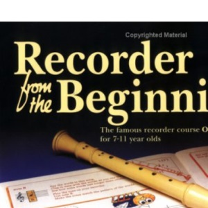 Recorder from the Beginning: Bks. 1 & 2