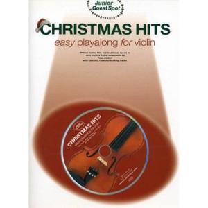 Christmas Hits Junior Guest Spot: Violin