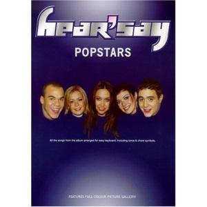 Hear'say Popstars: Popstars - Easy Keyboard
