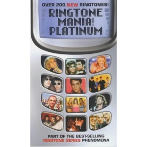 Ringtone Mania!: Platinum (Ringtone series)