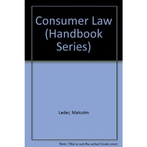 Consumer Law (Handbook)