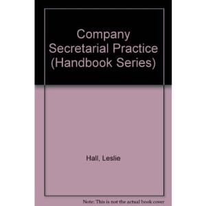 Company Secretarial Practice (Handbook)
