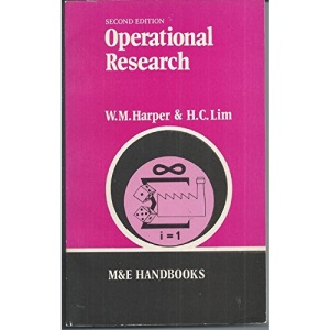 Operational Research (Handbook)