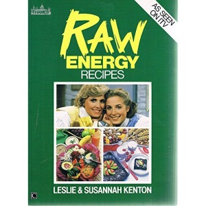 Raw Energy Recipes (Dynamic Health Collection)