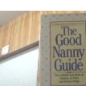 The Good Nanny Guide: Complete Low-down on Nannies, Au Pairs and Mother's Helps