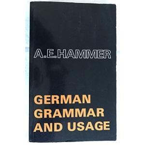 German Grammar and Usage